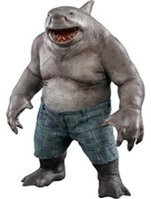 Hot Toys The Suicide Squad King Shark 1/6 Scale Action Figure