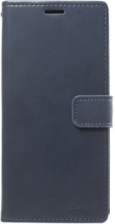 MERCURY GOOSPERY Blue Moon Samsung Galaxy S9 Plus - Navy - Mercury