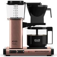 Kaffebryggare KBGC982 AO, Koppar