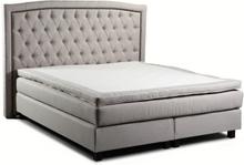 West sänggavel med nitar - Valfri färg och mått