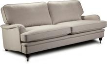 Howard Southampton soffa 230 cm - Beige (Tyg)