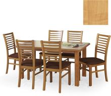 Therese matbord inklusive iläggsskiva - Al
