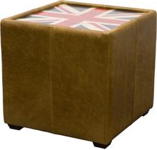 Kub lampbord - Engelska flaggan