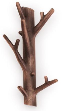 Bosign - Branch Hanger - Knagger, Bronse