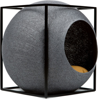 Meyou Cube Metal - Dark Grey - Ø 40 cm