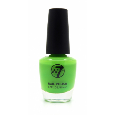 W7 Nailpolish 24 Neon Green 15 ml