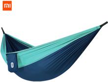 Xiaomi Mijia Zaofeng Hammock 300kg Bearing Outdoor Parachute Camping Hanging Sleeping Bed Swing Portable for Travel Road Trip