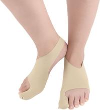 Männer Damen Big Toe Bandage Correction Hochelastischer Fußschutz gegen Kniebeugen