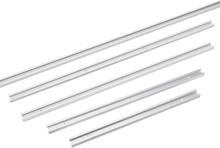 Drillpro 300-1220mm T-Schiene T-Nut Gehrungsschiene T-Schraube 19x9.5mm für Tischkreissäge Holzbearbeitungswerkzeug