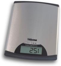 Köksvåg Rostfritt stål 5kg - Tristar