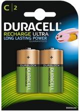 Duracell Recharge Ultra C2 2 kpl