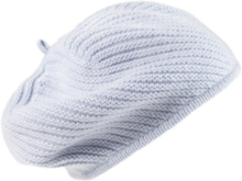 Basker i 100% kashmir i Premium-kvalitet från Peter Hahn blå