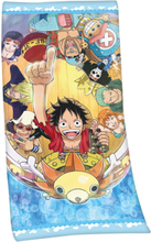 One Piece - Crew -Badehåndkle - flerfarget