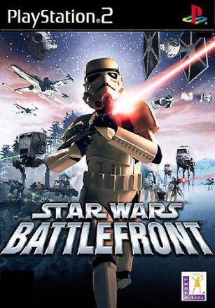 Star Wars Battlefront (PS2) - Fruugo