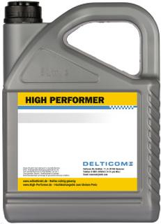 High Performer 0W-40 Motorenöl 5 Liter Kanister