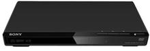 Sony DVP-SR170 DVD-afspiller - sort
