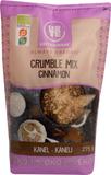 Urtekram Crumble Mix Kanel EKO 275 g