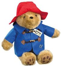 Paddington bjørn 28 cm. - den orginale fra england