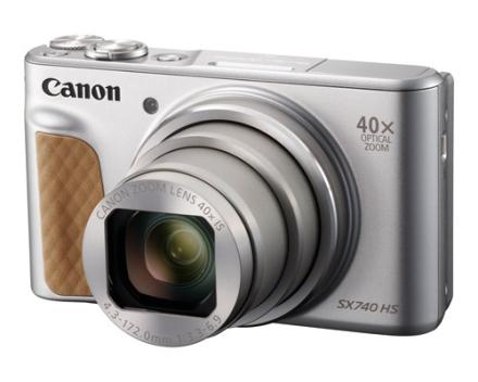 Canon PowerShot SX740 HS (2956C002)