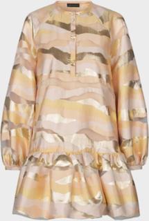 Josefine Dress Horizon Gold