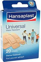 Hansaplast Universal Plaster - 20 STUKS