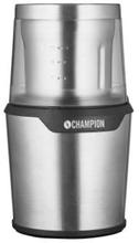 Champion Kaffekvarn Rostfritt stål 80g
