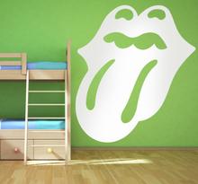 Sticker logo The Rolling Stones