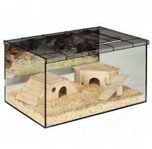 Skyline Kerry -hamsterinhäkki - P 75 cm x L 45 cm x K 37 cm