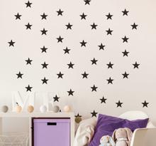 Muurdecoratie sticker sterren