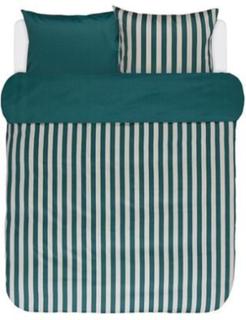 Marc OPolo sengesæt - 140x200 cm - Marc OPolo - Pine green sengetøj