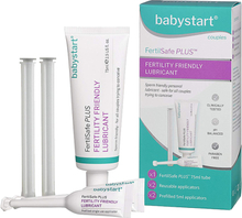 Babystart FertilSafe Plus - Fertilitetsglidmedel