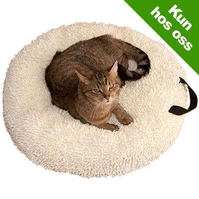Kattepute Cream -Ø 55 cm