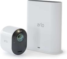 Trådlöst videoövervakningssystem Arlo Ultra - Startpaket med 1 kamera