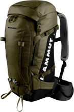 Mammut Trion Spine 50 Backpack 50l olive-black 2019 Skidryggsäckar