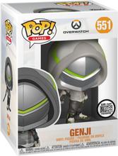Overwatch - Genji Vinyl Figur 551 -Funko Pop! - multicolor