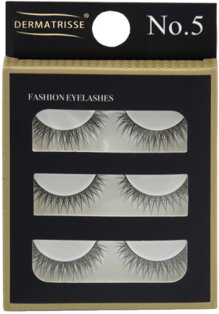 Dermatrisse Eyelashes No5