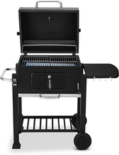 Austin and Barbeque AABQ Deluxe Charcoal