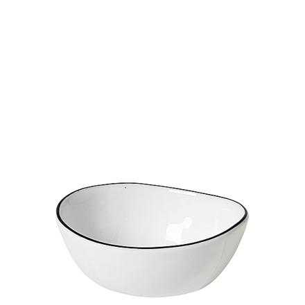 Broste Copenhagen Salt Skål Oval Ø 7,5 x 8,5 cm