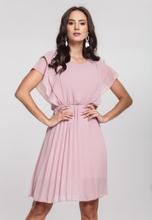 Różowa Sukienka Canada