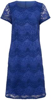 Cellbes Spetsklänning Blå
