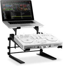 DJX-250 stativ-ställ för laptop mixer svart