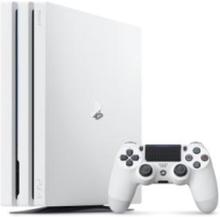PlayStation 4 Pro 1TB Hvid