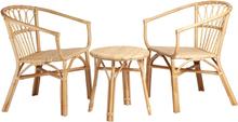 RGE Stol- och bordset Komodo Terrass