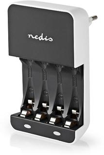 Batteriladdare för AA & AAA batterier - Nedis