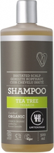Urtekram Tea Tree Shampoo Aertynyt Hiuspohja 500 ml