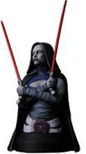 Gentle Giant Star Wars The Clone Wars Asajj Ventress 1/6 Scale Bust