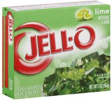 Jello Lime 85g