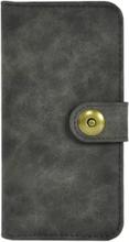 Plånboksfodral/väska till iPhone 7 med kort Svart