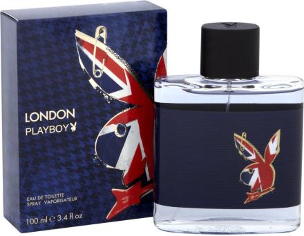 PLAYBOY LONDON PARFYM edt spray 100 ml