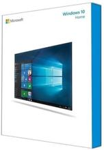 Windows 10 Home - Bokspakke - 1 lisens - minnepinne - 32/64-bit, P2 - Dansk